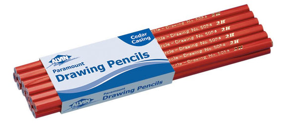 ALVIN® Paramount Circle Drawing Pencils - Modern School Supplies, Inc.
