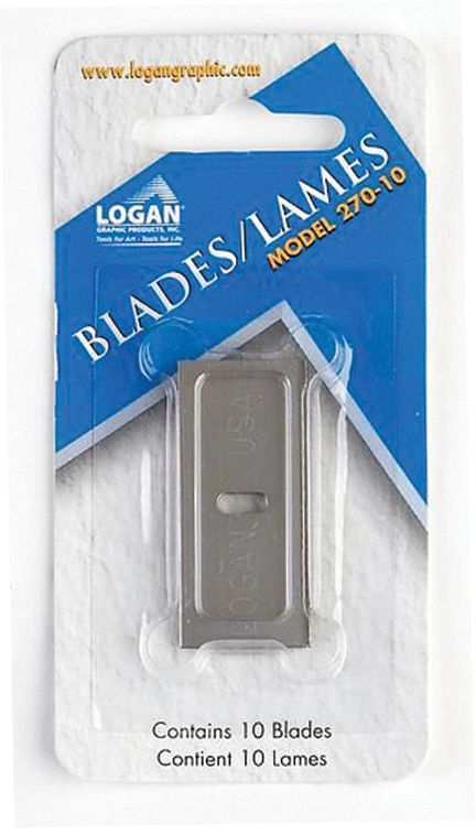 Logan® Mat Cutter Replacement Blades