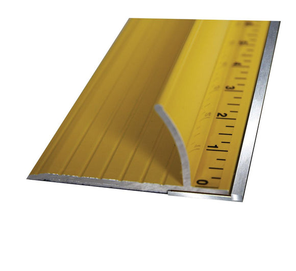 Speedpress® Ultimate Steel Safety Ruler - Modern School Supplies, Inc.