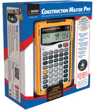 Calculated Industries® Construction Master® Pro Calculator - Modern School Supplies, Inc.
