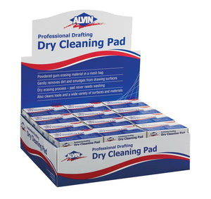 ALVIN® Professional Drafting Dry Cleaning Pad Class Pack - Modern School Supplies, Inc.