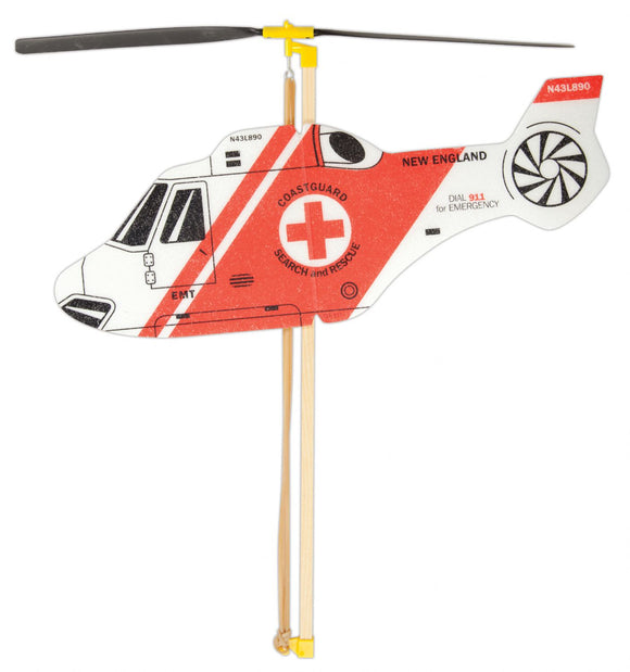 Guillow's Wind Up Copters - Modern School Supplies, Inc.