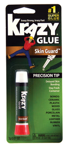 Elmer's® Krazy Glue with Skin Guard