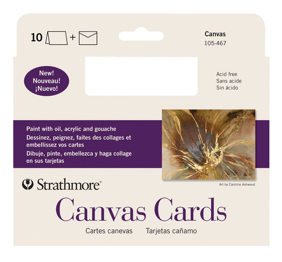 Strathmore® Canvas Cards and EnveloPES™