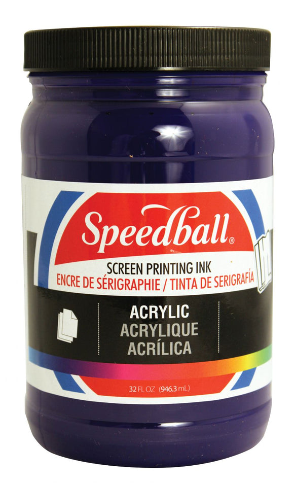 Speedball® Acrylic Screen Printing Inks - Modern School Supplies, Inc.