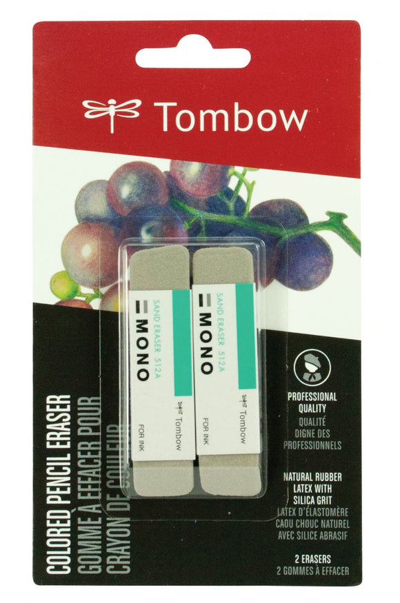 Tombow® Mono® Colored Pencil Erasers - Modern School Supplies, Inc.