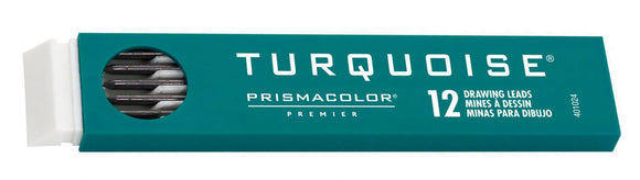 PRISMACOLOR® Turquoise® 2mm Leads - Modern School Supplies, Inc.