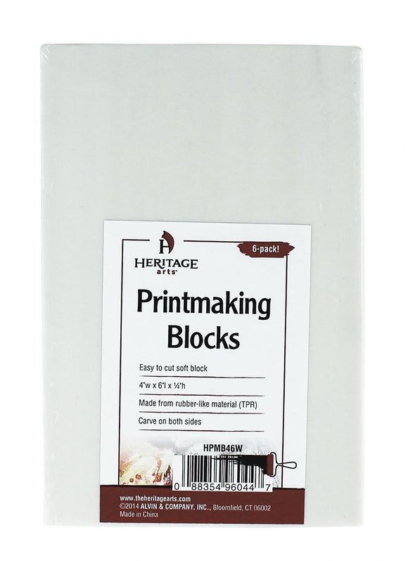 Heritage Arts™ Traditional Printmaking Blocks