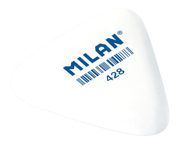 Milan® Triangular Synthetic Rubber Eraser Display - Modern School Supplies, Inc.