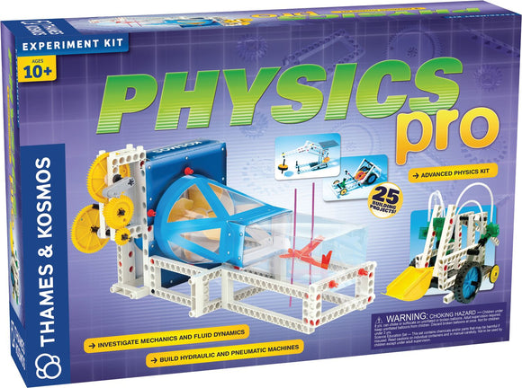 THAMES & KOSMOS® Physics Pro 2.0 Experiment Kit – Clearance