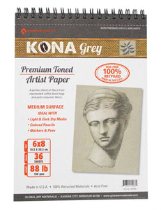 Hand Book Journal Co.™ Kona Artist Papers - Modern School Supplies, Inc.