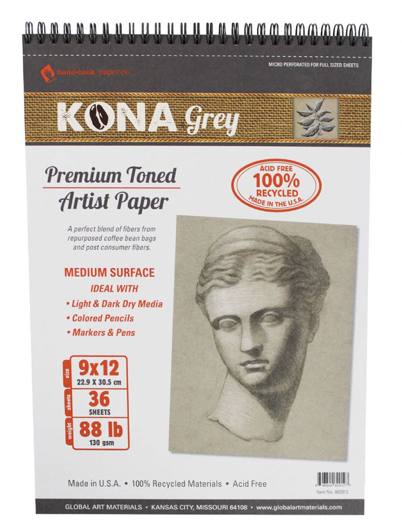 Hand Book Journal Co.™ Kona Artist Papers