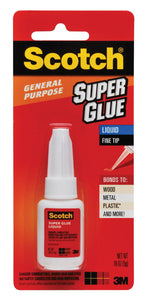 Scotch® Super Glue Liquid - Modern School Supplies, Inc.
