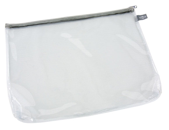 Alvin® Clear Front Mesh Bags - Modern School Supplies, Inc.