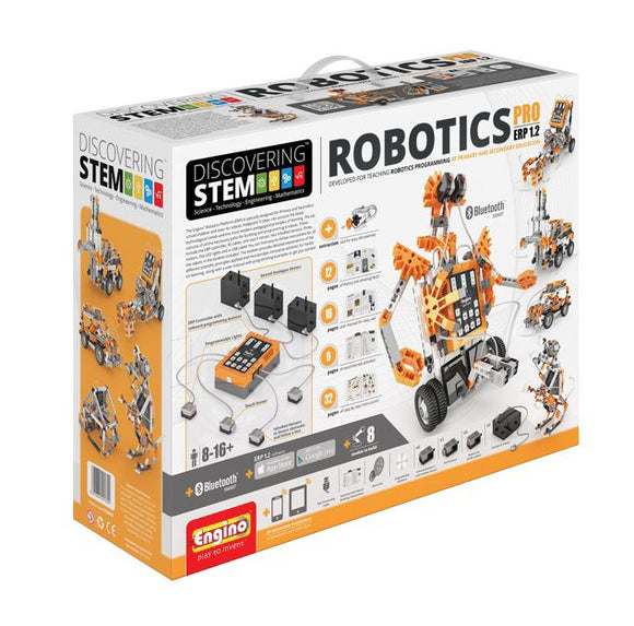Discovering STEM Series STEM Robotics ERP Pro Edition