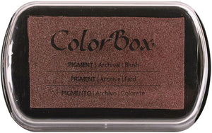 COLORBOX® Pigment Ink Pads - Modern School Supplies, Inc.