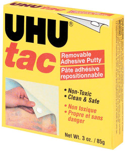 UHU® Tac Removable Adhesive Puttys