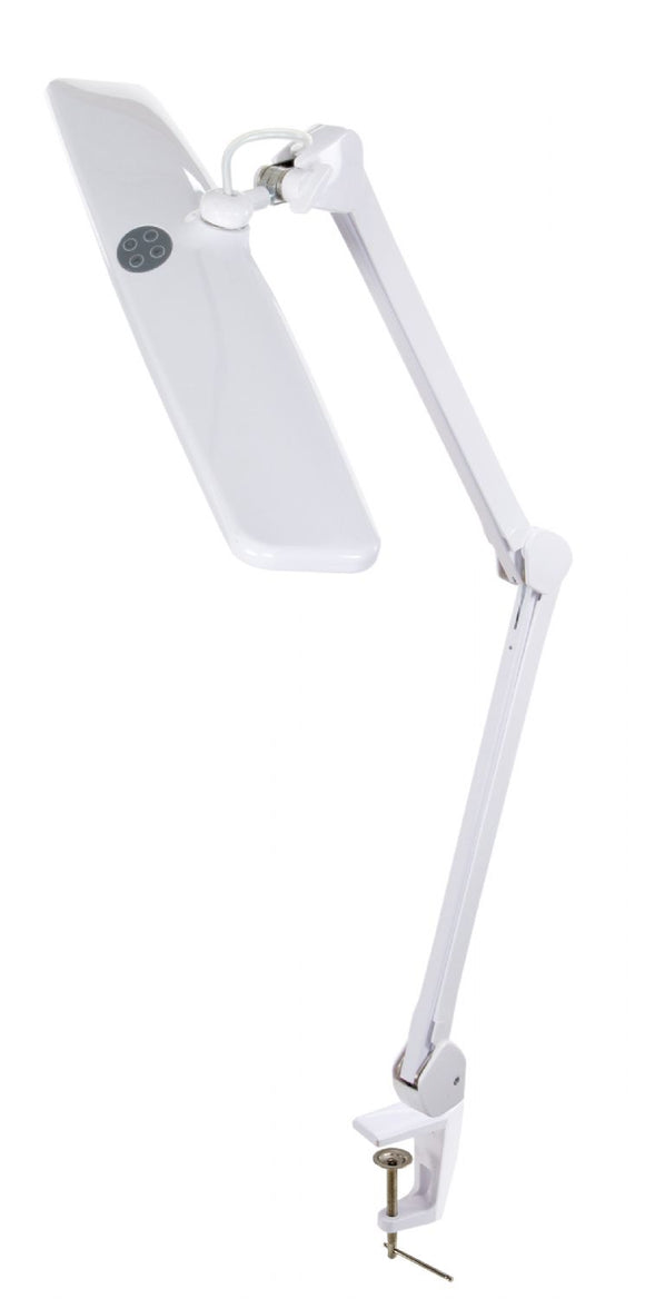 Alvin® Canberra White Lamp - Modern School Supplies, Inc.