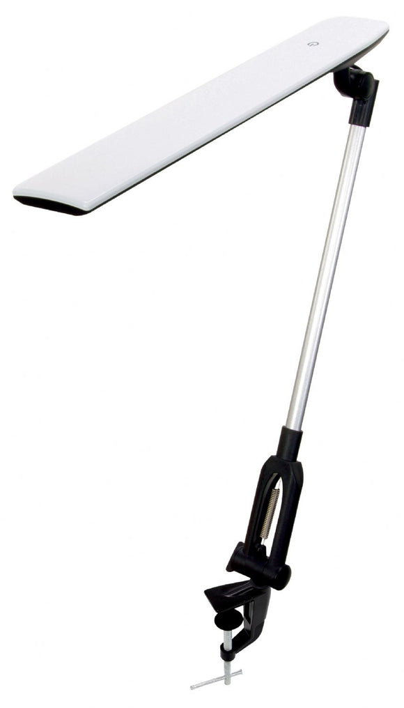 Alvin® Montauk White Lamp - Modern School Supplies, Inc.
