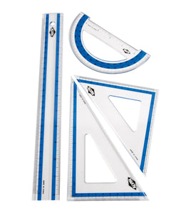 ALVIN® 4-Piece Geometry Set - Modern School Supplies, Inc.
