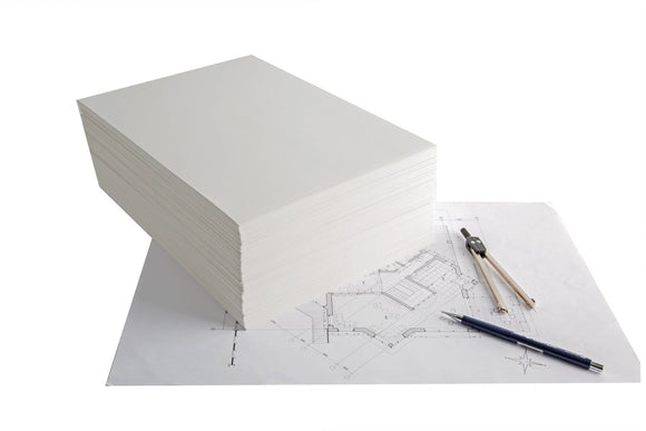 Pacon® Premium Heavyweight Mechanical Drawing Papers