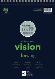 Strathmore® VISION Drawing Pads