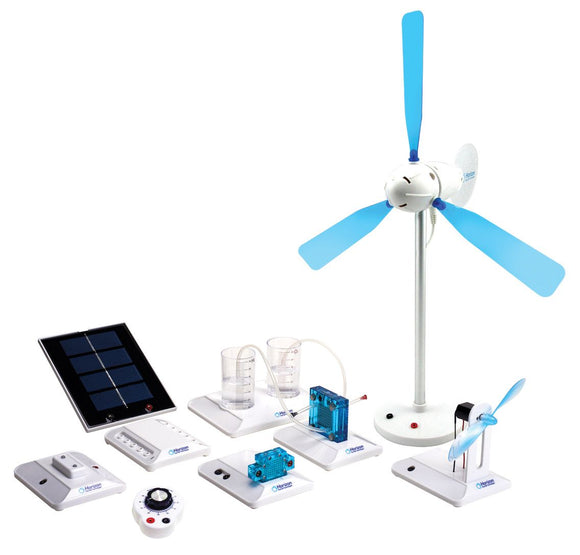 HORIZON EDUCATIONAL® Renewable Energy Science Kit