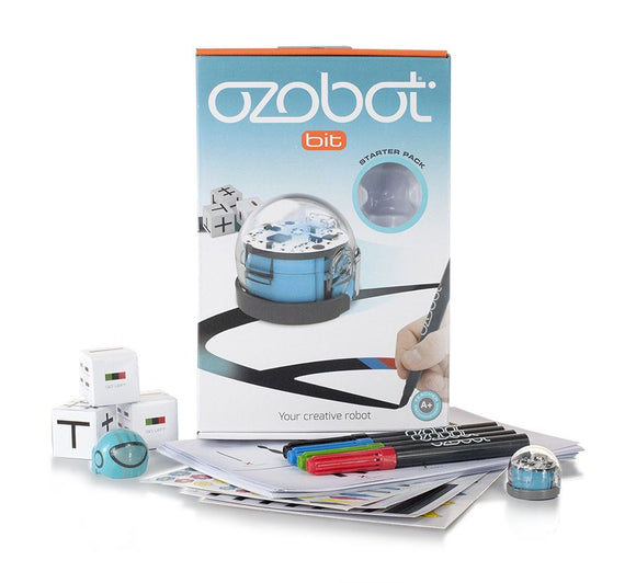 Ozobot® Bit, Cool Blue