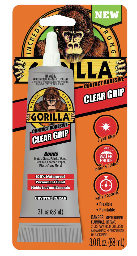 Gorilla Glue® Clear Grip - Modern School Supplies, Inc.
