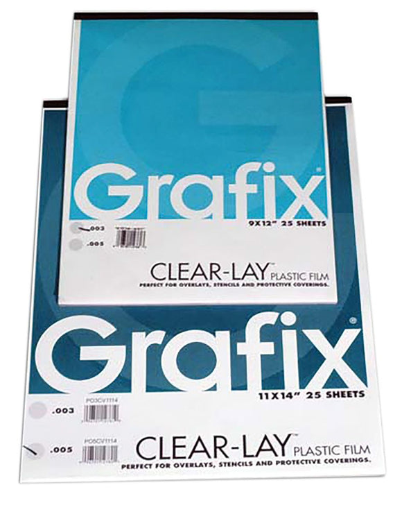 Grafix® Clear-Lay Films - Modern School Supplies, Inc.