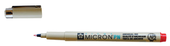 Pigma® Micron® Pen Red
