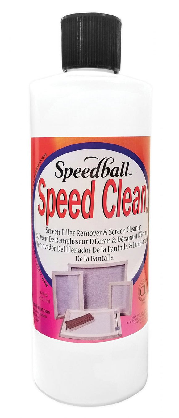 Speedball® Speed Clean Screen Filler Removers and Screen Cleaners
