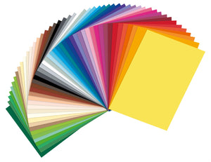 "Global Art Materials™ Folia® 19.5"" x 27.5"" Card Stock Art Paper Fir Green - Modern School Supplies, Inc."