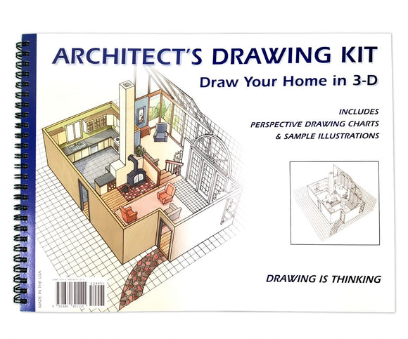 Modern™ Architect's Drawing Kit