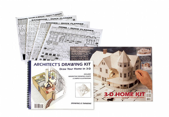 Design Works Home Design Master Kit - Modern School Supplies, Inc.