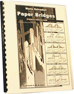 Salvadori Educational Center Paper Bridges