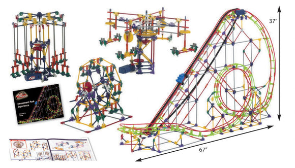 K'Nex® Amusement Park Experience Set
