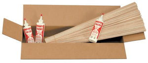 MODERN™ Balsa Wood Bridge Building Refill Kit - Modern School Supplies, Inc.