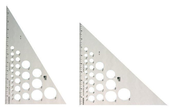 Fairgate® Aluminum Triangles - Modern School Supplies, Inc.