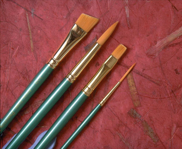 Princeton™ Good Synthetic Sable Watercolor and Acrylic Brushes