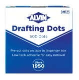ALVIN® Drafting Dots & Strips - Modern School Supplies, Inc.