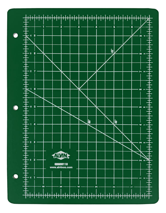 Alvin® GBM Series Professional Self-Healing Cutting Mat, For 3-Ring Binders - Modern School Supplies, Inc.