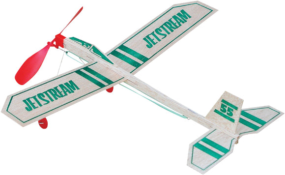 GUILLOW'S® Jetstream Balsa Motorplane
