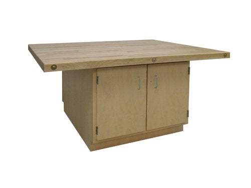 HANN® 4-Station Workbench Series - Modern School Supplies, Inc.