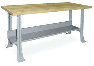 HANN® Industrial Work Benches w/ Maple Top
