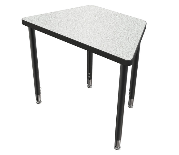 MOORECO™ 68º Trapezoid Snap Desk - Modern School Supplies, Inc.