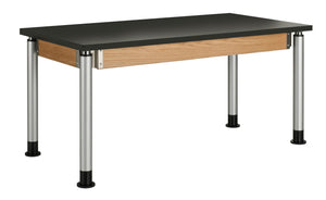 "DIVERSIFIED® Adjustable Height Table, 24"" x 54"""