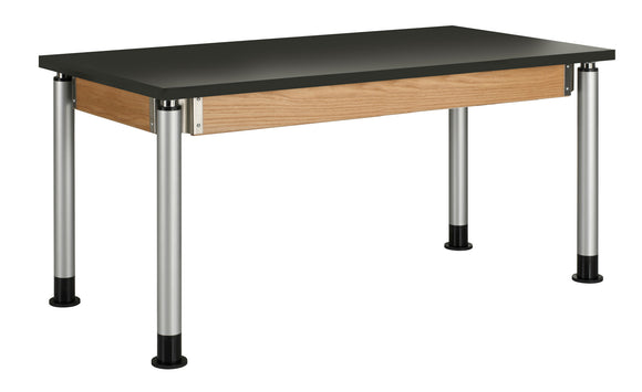 DIVERSIFIED® Adjustable Height Table, 24
