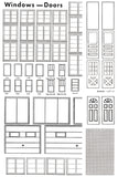 Various Architectural Model-Building Materials - Modern School Supplies, Inc.