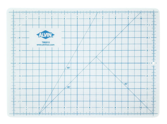Alvin® Translucent Professional Self-Healing Cutting Mats - Modern School Supplies, Inc.